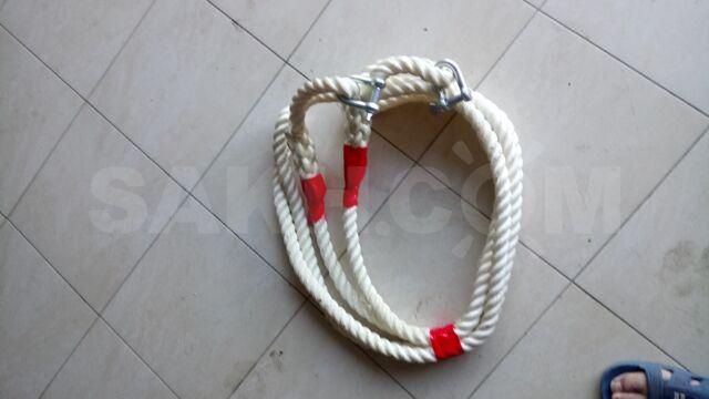 Продам трос буксирный д.22мм дл.6 метров