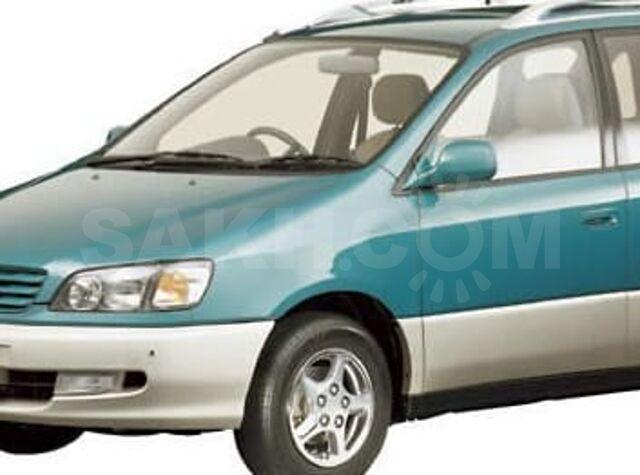 Стекло Toyota Ipsum, переднее левое