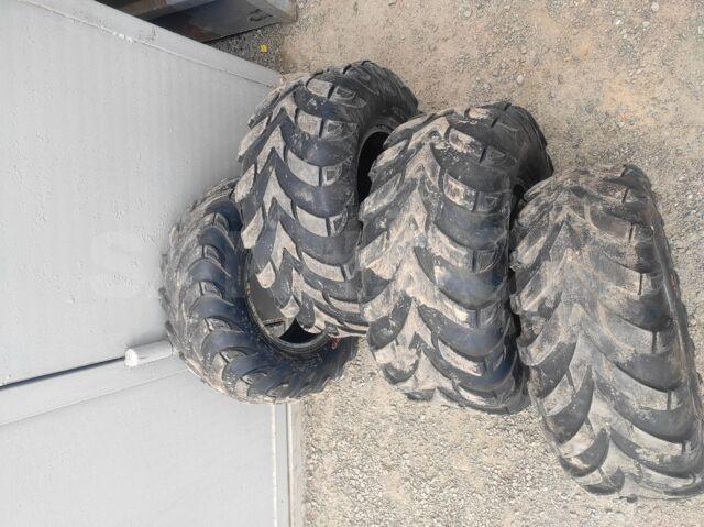 резина, колёса, шины на квадроцикл