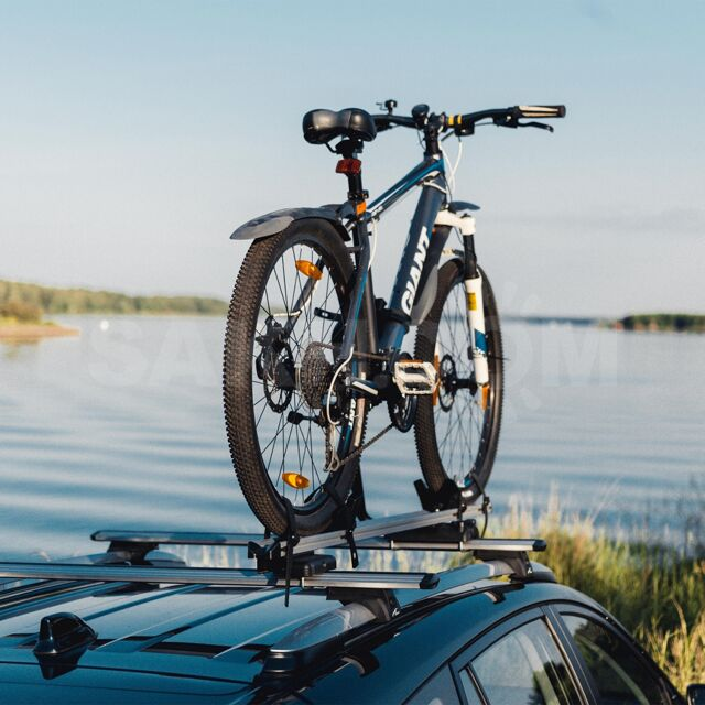 крепление для перевозки велосипеда