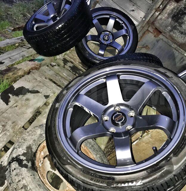 Обменяю колёса в сборе