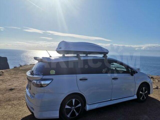 Поперечины, багажник на крышу Toyota Wish В наличии!