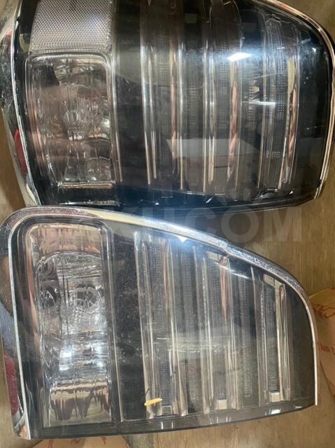 Комплект оптики для Land Cruiser (4 шт.)