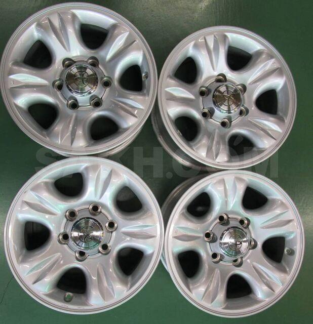Диски R16 Toyota Hilux Surf 185 (рестайл) 6х139.7 (+15) J7
