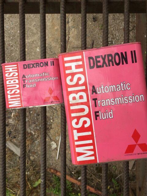 Масло трансмиссионное Dextron 2