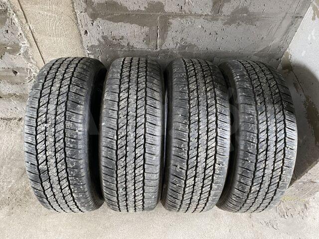 265/60R18 шины