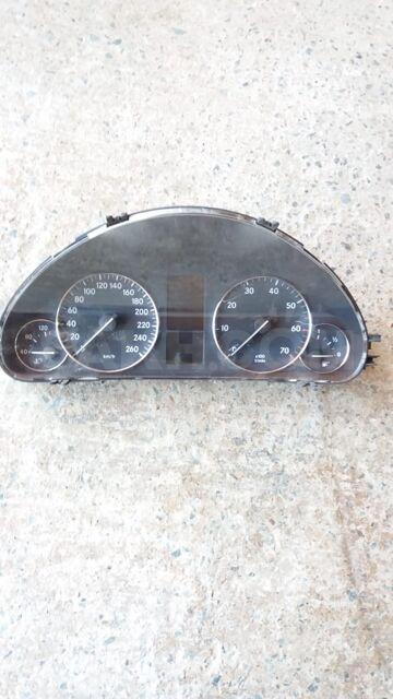Спидометр Mercedes G-class
