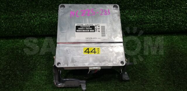 Компьютер двс Toyota Raum NCZ25 1NZFE 2004 (б/у)