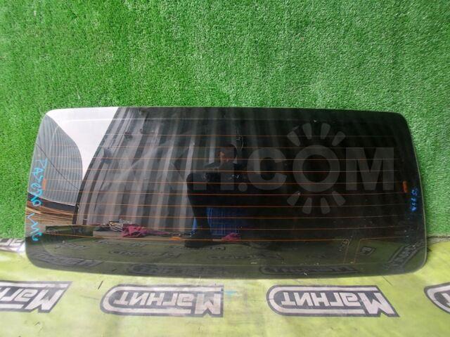 Стекло 5-й двери Mitsubishi Pajero V46 задн. (б/у)