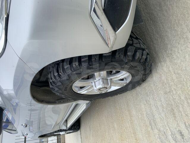 Новая корейская грязевая резина с дисками