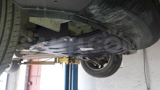 Защита двигателя на Lexus RX450h