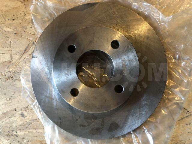 Тормозной диск (TA) Trustauto / TABD6016