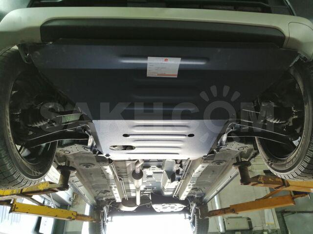 Защита двигателя на Toyota Altezza