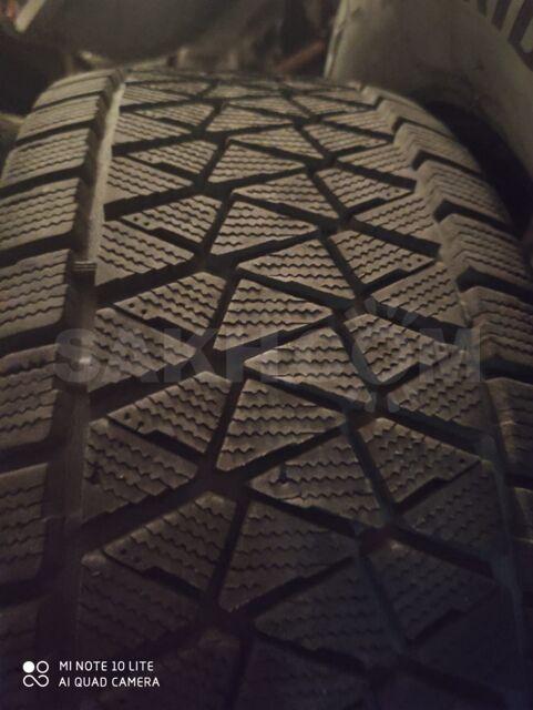2 колеса Bridgestone 265.70 R15 остаток 90 - 95 %