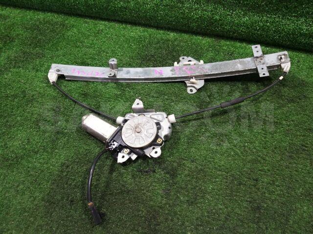 Стеклоподъёмный механизм Nissan Terrano TR50 задн. прав. (б/у)