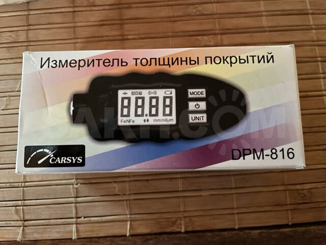 Толщиномер ЛКП аренда