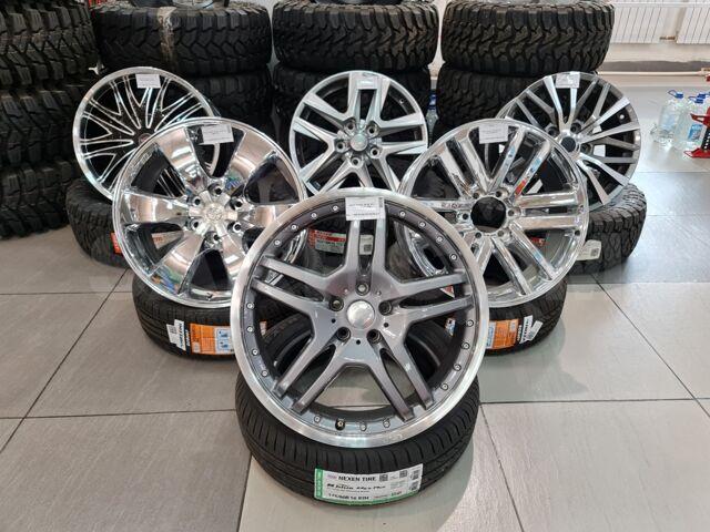 Большой выбор легковых и грузовых дисков, по цене Владивостока.