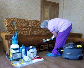 """Химчистка мебели, ковровых покрытий. """"КлинингЭкоПро"""""""