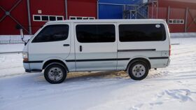 Грузовой автобус с грузчиками Холмск