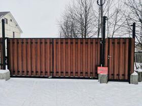 Компания «Барьер»: Ворота. Шлагбаумы. Рольставни. Ремонт и установка.