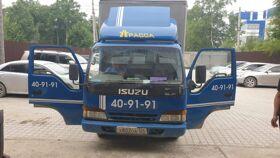 Грузоперевозки фургонами с аппарелью, переезды, грузчики