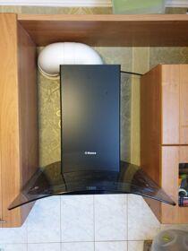 Установка и замена кухонных вытяжек