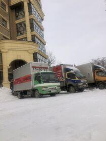 Грузоперевозки (фургоны 2,3,5т), грузчики, переезды квартир, офисов