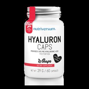 Nutriversum MSM+C Hyaluron Collagen Liquid erdei gyümölcs – 500ml