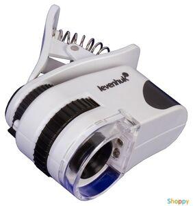 Микроскоп карманный для проверки денег Levenhuk Zeno Cash ZC8
