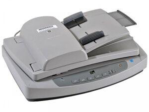 Сканер HP ScanJet 5590 (L1910A), А4, 2400х2400б 48 bit, USB 2.0, ADF, CCD, поддержка Win10 x64