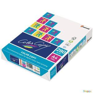 Бумага для цветной печати Соlor Copy А4 280г/м 150л в пач. 1/5 (р087844, к65190)