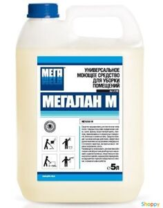 ПХ МЕГАЛАН-М 5л универсальное ср-во для уборки помещений 1/3 (А140)