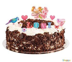 Украшения торта Для тебя
