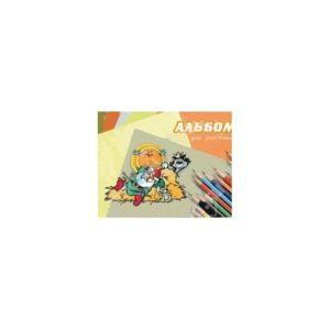 Альбом для рисования 32л, А4 Ульяновский Дом печати