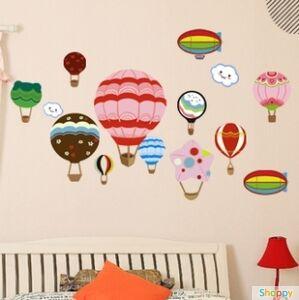 Настенный стикер Воздушные шары L