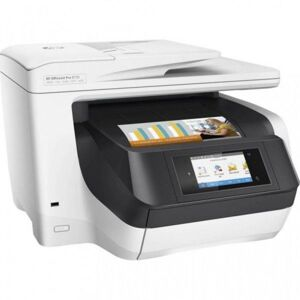 МФУ HP Officejet Pro 8730 e-AiO D9L20A принтер/сканер/копир/факс, A4, 512Mb, 24стр/мин, USB2.0, WiFi