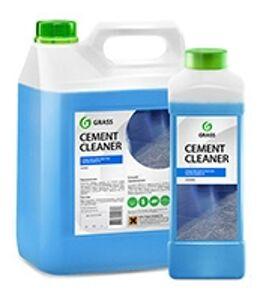 Очиститель после ремонта для различных поверхностей Grass Cement Cleaner (канистра 5.5 кг) (4шт/ящ)