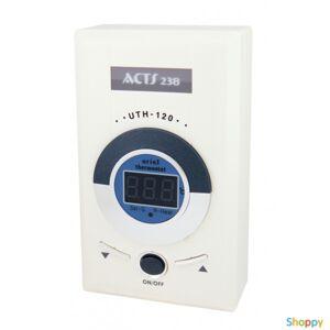 Производитель не указан Терморегулятор накладной электронный UTH-120 (4KW)