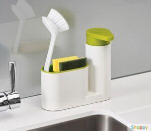 Дозатор средства для мытья посуды с отсеком