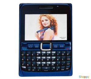 Фоторамка для фото 9 х 13 Телефон синяя