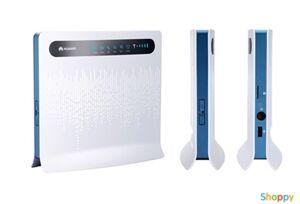Huawei B593 / R100-2 - 4G LTE / 3G роутер WiFi (LAN, телефон, ант. разъем)