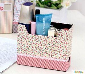 Коробка для хранения косметики и мелочей