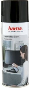 Баллон со сжатым газом Hama H-84417 для очистки труднодоступных мест, 400 мл