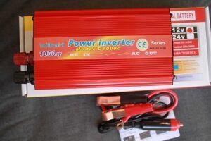 Инвертор LaiRun 24V-220V 1000W 2998