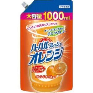 Средство для мытья посудыMitsuei овощей и фруктов с ароматом апельсина 1000 мл