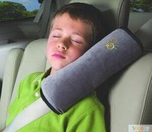 Подушка на ремень безопасности Gray