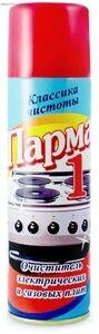 Парма-2.Средство для чистки керамических и СВЧ-печей 255мл (Сибиар), шт