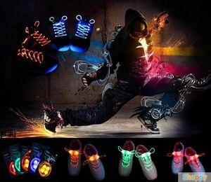Светящиеся шнурки Shoelace