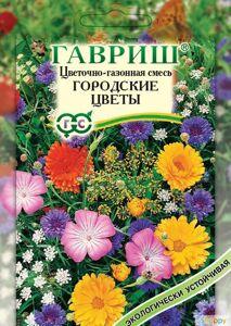 Газон Цветочный Городские цветы, больш. пак. 30,0 г
