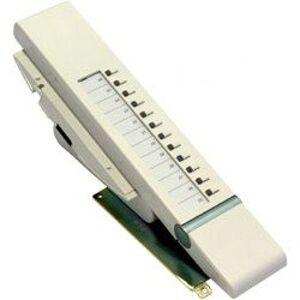 Системная консоль Panasonic KX-T7603X, цифровая к 76ХХ, 12 кнопок